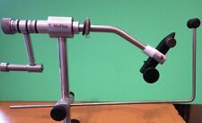 Fly Tying Vice Tools - T.McFlier Ireland thrue rotary Vice with C-Clamp