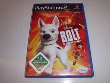 PlayStation 2   PS2  Bolt: Ein Hund für alle Fälle!