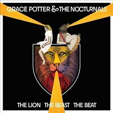 The Lion The Beast The Beat, New Music