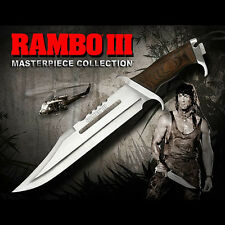Hollywood Collectibles HCG Rambo 3 III Regular Edition knife New Sealed