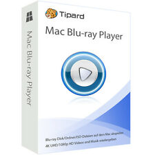 MAC Blu-ray Player Tipard dt.Vollversion- lebenslange Lizenz  ESD Download