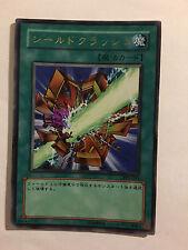 Yu-Gi-Oh! Shield Crash PP6-003 Ultra Rare Jap