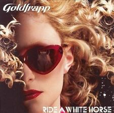 ~COVER ART MISSING~ Goldfrapp CD Ride A White Horse EP Single, EP, Enhanced