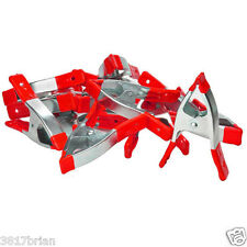 """4""""  +   4 PACK OF METAL SPRING CLAMP,HAND CLIP,CLAMPS,HOLDER,TARP,CANOPY"""