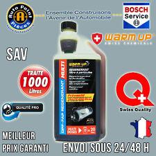 WARM UP FAP REGENERANT MULTI Régénérant FAP traite 1000L Diesel Préventif
