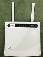 Unlocked Huawei B593s-22 4G LTE WIFI Router With 2pcs 4g lte antenaas as gift.