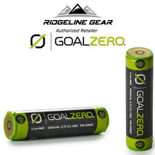 GOAL ZERO 18650 GZ Replacement Battery for Lighthouse Mini & Switch 10 Recharger