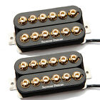 Seymour Duncan SH-8SG Synyster Gates Invader Humbucker set black/gold NEW