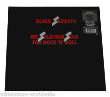 "NEW - BLACK SABBATH WE SOLD OUR SOUL FOR ROCK 'N' ROLL - 12"" VINYL GREATEST HITS"