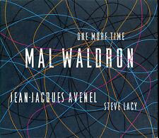 MAL WALDRON  one more time  STEVE LACY - JJ AVENEL / CD SKETCH