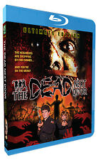 THE DEAD NEXT DOOR Ultimate Edition 3-Disc Blu-ray+DVD+CD with poster & extras!