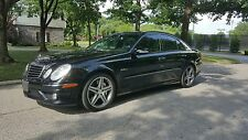 Mercedes-Benz: E-Class Base Sedan 4-Door
