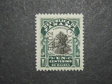 CANAL ZONE 22 MINT VF NH OG