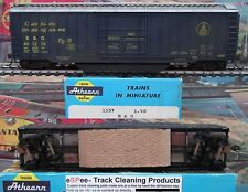 eSPee™ TRACK CLEANING BOX CAR - Athearn - B&O / Baltimore & Ohio - HO Scale