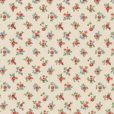 1 Metre Length Country Calico 100% cotton Fabric - 46152 T1002