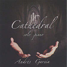 ANDRES GARCIA - CATHEDRAL [CD NEW]