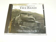 "THE BAND ""THE VERY BEST OF THE SHAPE I'M IN"" CD EMI 1998"