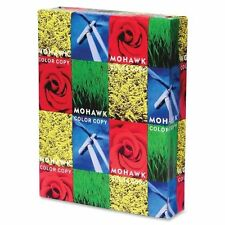 """Mohawk Copy & Multipurpose Paper - Letter - 8.50"""" X 11"""" - 80 Lb - Recycled -"""