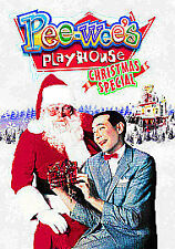PEE-WEES PLAYHOUSE CHRISTMAS SPECIAL DVD PEE WEE HERMAN