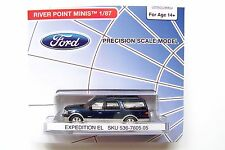 RIVER POINT STATION  Ford BLUE Expedition EL  : AS IS / AS SHOWN