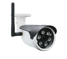4MP wireless WIFI network cctv security nigh vision IR Bullet IP camera Monitor
