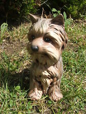 LATEX MOULD/MOULDS/MOLD.  SITTING YORKSHIRE TERRIER DOG