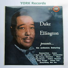 DUKE ELLINGTON - Duke Ellington Presents ... - Ex Con LP Record Ember CJS 813
