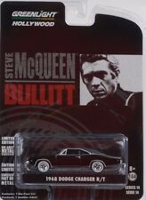 Movie Steve McQueen Bullitt 1968 Dodge Charger R/T 1:64 Greenlight