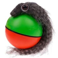 Dog Cat Beaver Weasel Jumping Moving Rolling Ball Puppy Pet Toy Random Color e
