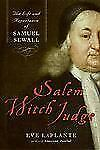 Salem Witch Judge: The Life and Repentance of Samuel Sewall-ExLibrary