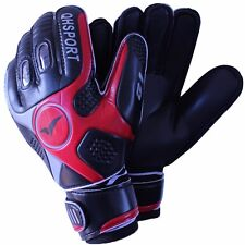 Professional Thick Latex Football Goalkeeper Gloves Keeper Finger Protection 9