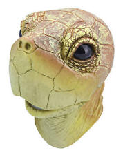 Turtle Overhead Rubber Mask Fancy Dress Costume Outfit Prop Turtles Head Tortois