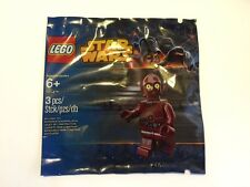 Lego Star Wars Minifigure TC-4 Protocol Droid 5002122 Polybag New