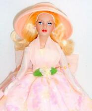 "Peaches & Cream Tiny Kitty Collier Tonner 10"" Fashion Doll Blonde Stand EUC"