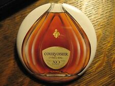 Courvoisier XO France French Cognac Bottle Advertisement Pocket Lipstick Mirror