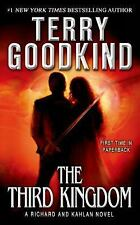 Richard and Kahlan: The Third Kingdom 2 by Terry Goodkind (2014, Paperback)