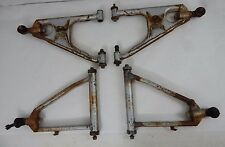 1987 Suzuki Quadzilla LT500R LT 500R 500 OEM USED AS IS A ARM Set Upper Lower 87