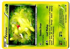 POKEMON BW11 BLACK & WHITE LEGENDARY TREASURES HOLO N°  15/113 VIRIZION 110 HP