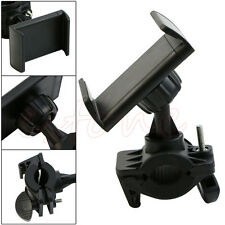 Portable Motorcycle Bike Bicycle Handlebar Mount Holder For iPhone Mobile Phone