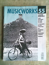 Musicworks n.55 - Murray Schafer, Electroacoustic sound ecology, Jolted awake