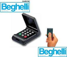 BEGHELLI TELECOMANDO PER SALVACASA ANTIFURTO ALLARME LED MADE IN ITALY RADIO