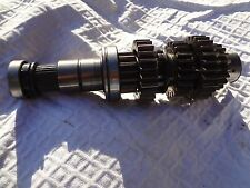 HONDA CBX 1000 79-80 Pignons boite de vitesse - Transmission
