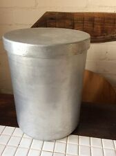 Aluminium Kitchen Container For Flour Or Dried Goods