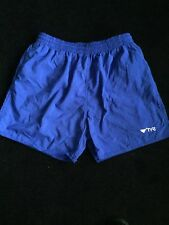Tyr Men's Swimming Sports Football Mesh Lined Shorts Medium