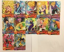 Dragon Ball Heroes Promo Set GPBC1 12/12
