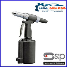 "SIP 07552 3/16"" PROFESSIONAL AIR RIVETER - 1/4"" BSP"