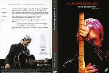 """CLAUDIO BAGLIONI """"TOUR CRESCENDO 2003-2004"""" DVD FUORI CATALOGO"""