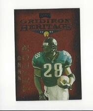 1999 Playoff Prestige SSD Gridiron Heritage #GH7 Fred Taylor Jaguars