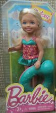 BARBIE POOL PARTY W/ CHELSEA w/ pool ring *NEW*