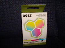 Genuine Dell 7Y745 Series 2 Color Ink Cartridge for A940 A960